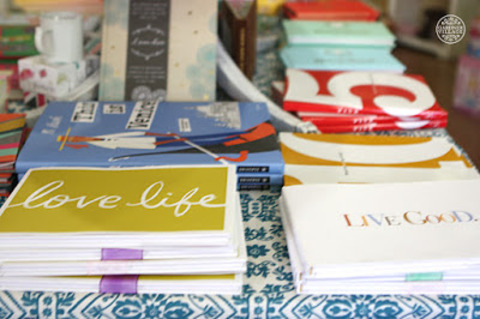 Lulu's Boutique - Books and notebooks
