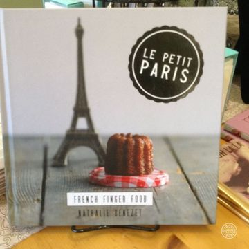 Lulu's Boutique - French cookbook