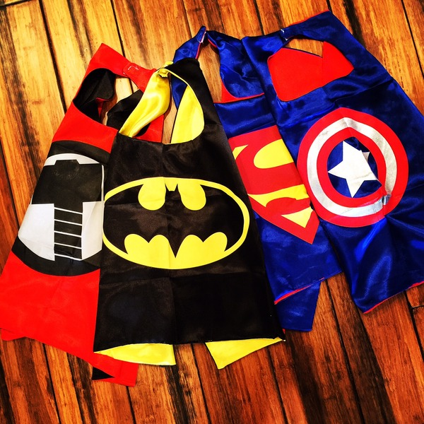 Spoiled Rotten Children's Boutique - Kids superhero outfits