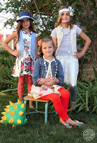 Spoiled Rotten Children's Boutique - Child fashion and clothing