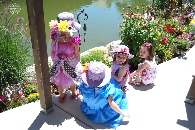 Georgell Doll Shop - Outdoor party venue for little girls