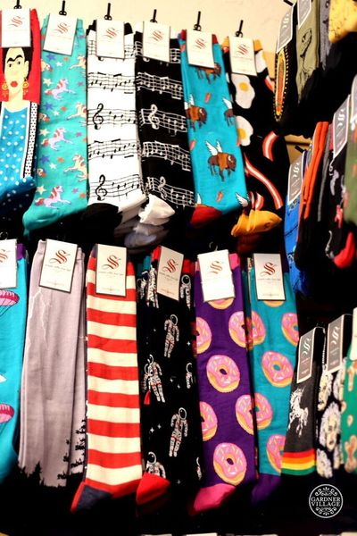 Sock City - Silly sock store