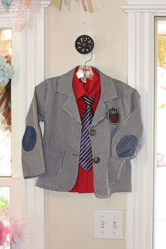 Spoiled Rotten Children's Boutique - Boys formal look