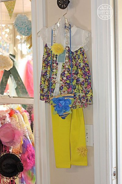 Spoiled Rotten Children's Boutique - Outfit ideas for girls
