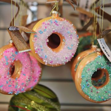 Celebrations by Modern Display - Donut ornaments