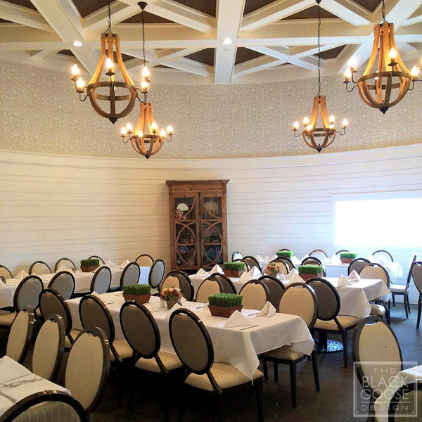 Upper Silo Banquet Room - Private event space