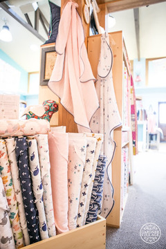 Pine Needles Quilt and Fabric Store - Utah fabric store