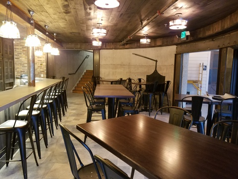 Archibald's Cellar - Private dining spaces