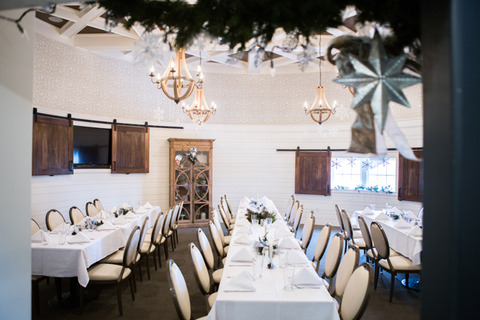 Upper Silo Banquet Room - Salt Lake City private formal event space