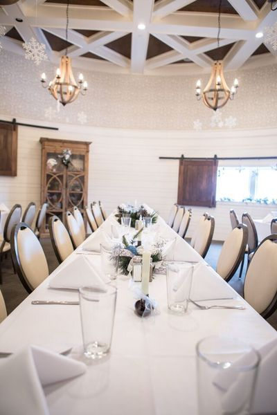 Upper Silo Banquet Room-