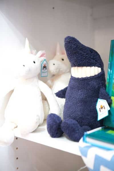 Lulu's Boutique - Stuffed animals at boutique