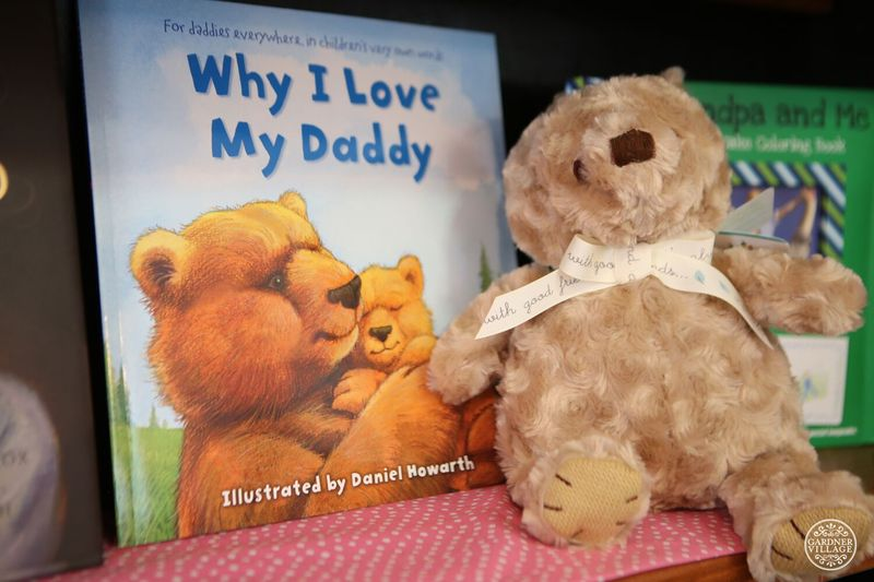 Storybook Nook - Why I Love My Daddy