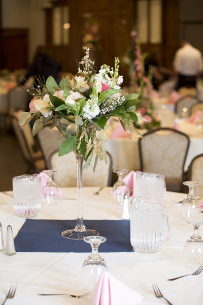 The Gathering Place Weddings & Receptions - wedding decor idea