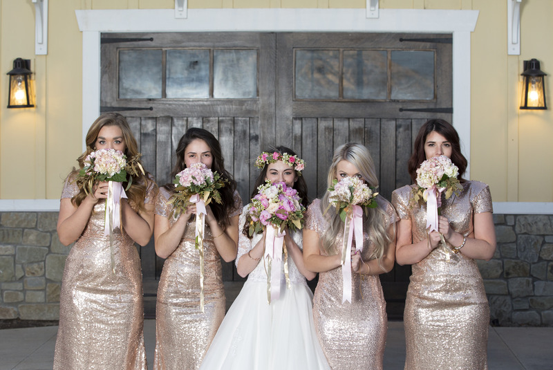 The Gathering Place Weddings & Receptions - utah bridesmaids