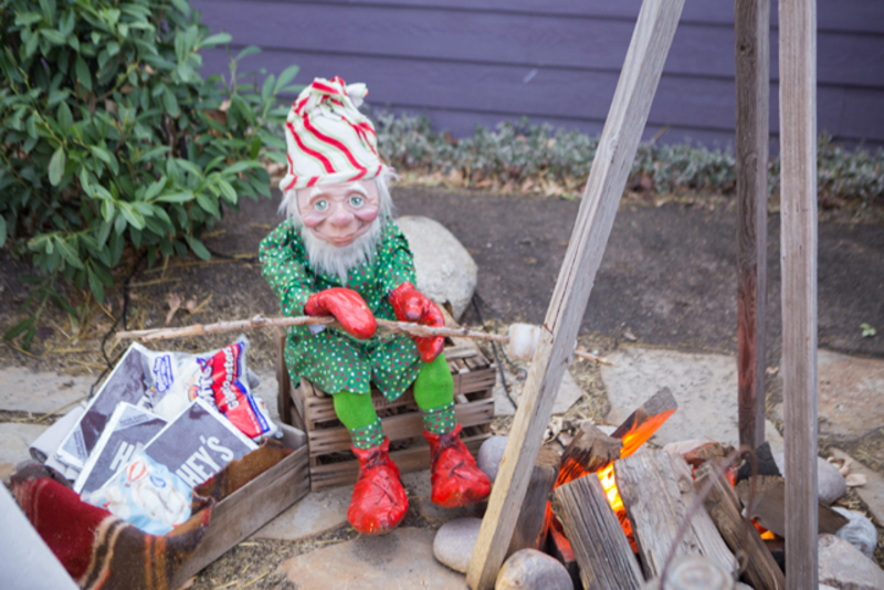 The elves are out at Gardner Village - The elves are out at Gardner Village