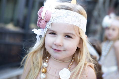 Spoiled Rotten Children's Boutique - Flower girl outfits