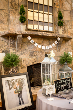 The Gathering Place Weddings & Receptions - Wedding decor