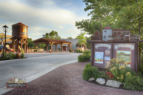 Gardner Village - Main Area Gardner Village