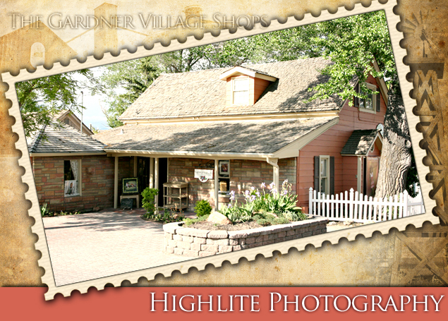 Highlite Photography at Gardner Village
