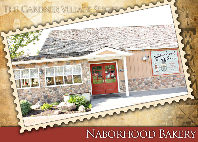 Naborhood Bakery at Gardner Village