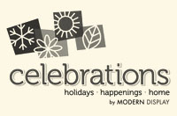 Celebrations by Modern Display