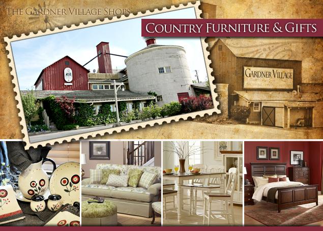 Country Furniture & Gifts at Gardner Village