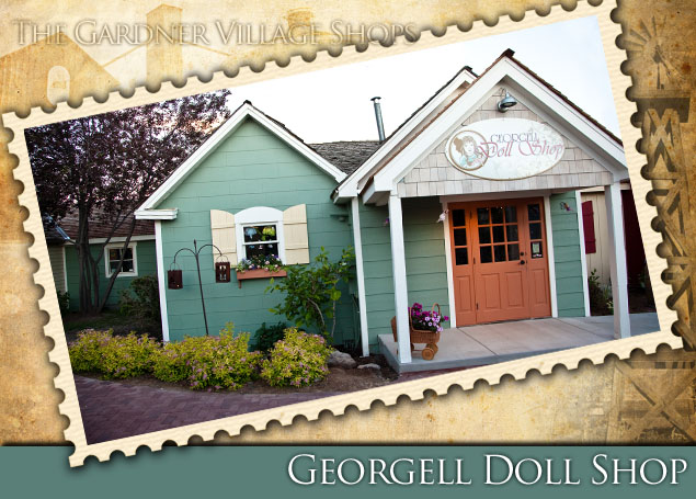 Georgell Doll Shop at Gardner Village