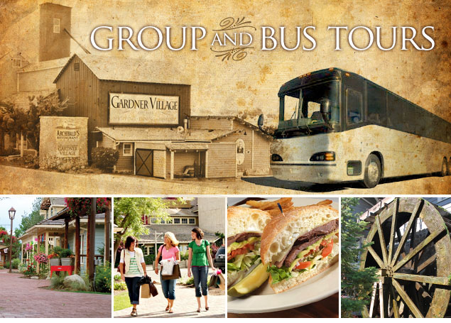 Salt Lake area bus tours