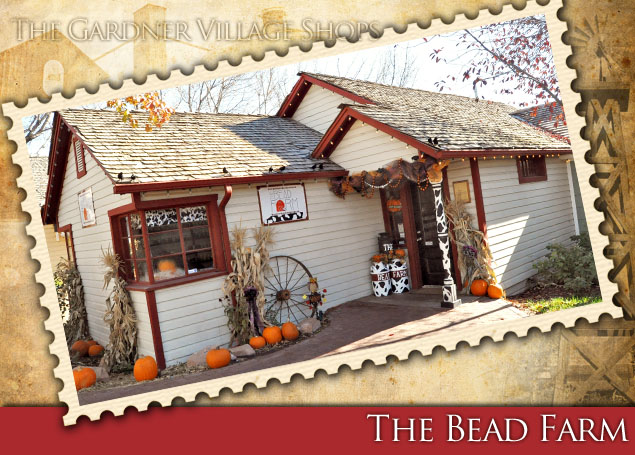 The Bead Farm at Gardner Village