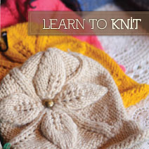 KNITTING AND CROCHETING CLASSES AT WILLOW HILL YARN COMPANY AT GARDNER VILLAGE