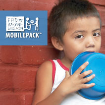 KIDS FEEDING KIDS MOBILE PACK<br> THE GATHERING PLACE