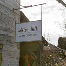 OPEN HOUSE AT WILLOW HILL YARN COMPANY AT GARDNER VILLAGE