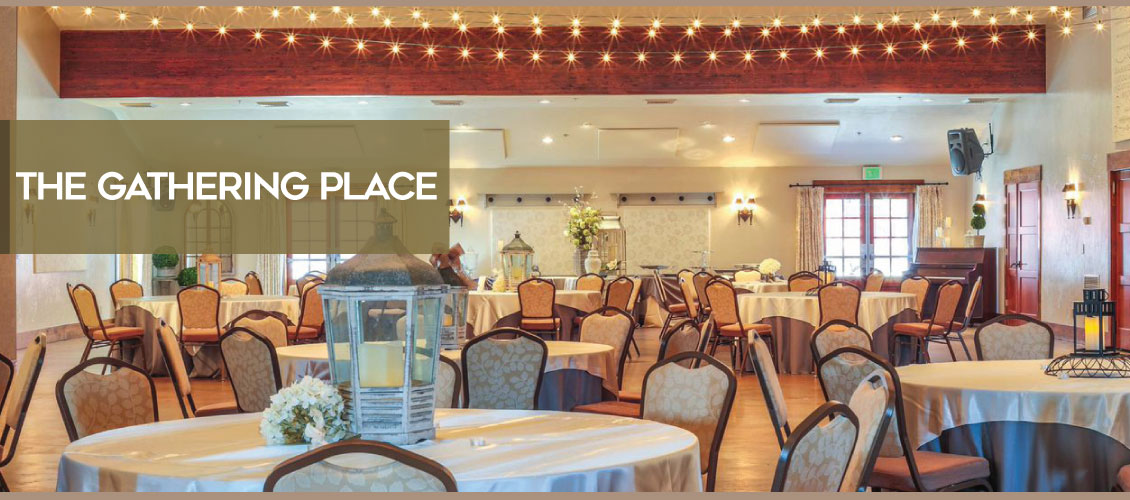 the gathering place event spaces