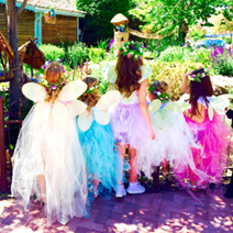 Fairy Parade at Spoiled Rotten