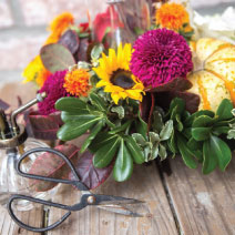 floral arranging parties at simply flowers