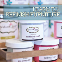 furniture painting classes
