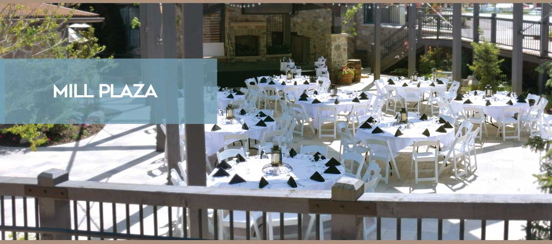 mill plaza party and event venue