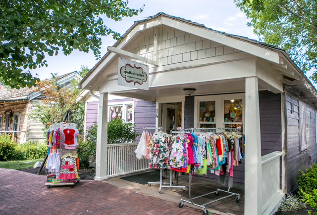 spoiled rotten childrens boutique