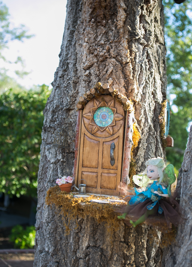 Woodland Fairies free displays