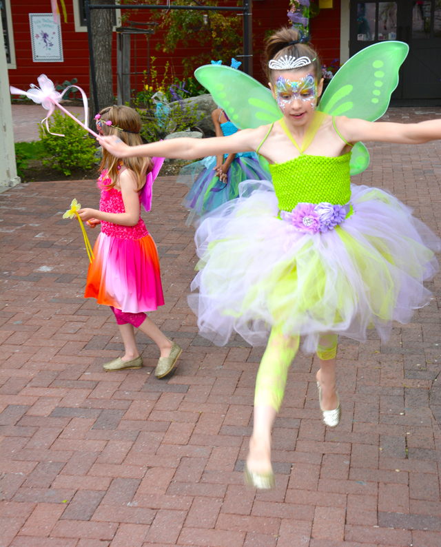 childrens fairy outfits
